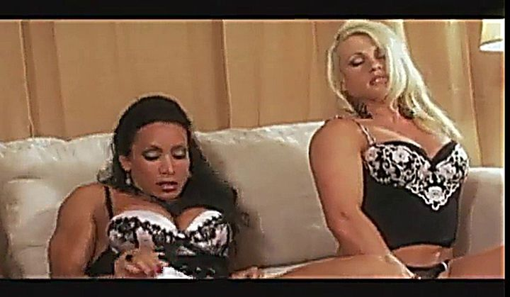 Group Sex - Lesbian Female Bodybuilders 7