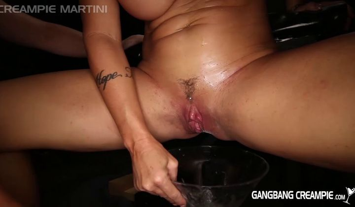 MILF - Gangbang Creampie Cum Dripping Pussy's Compilation